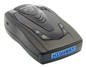 AVOID POLICE SPEED TRAP - WHISTLER XTR-440 CORDLESS RADAR DETECTOR