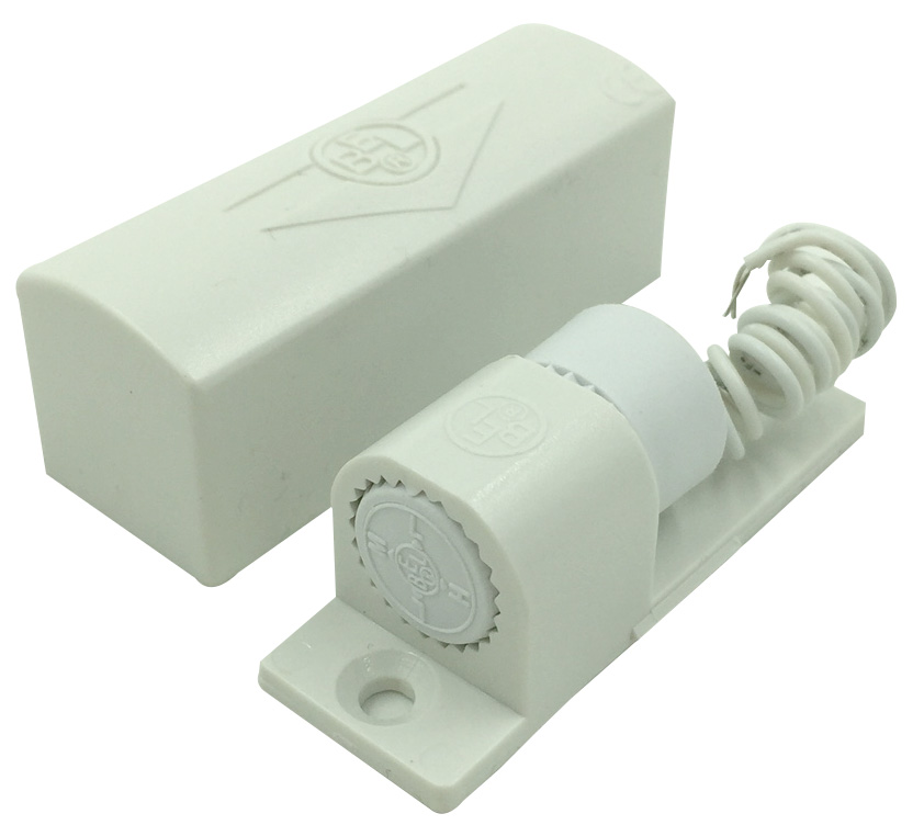 AVS001 Alarm Vibration/Shock Sensor; Adjustable Sensitivity (low, medi..