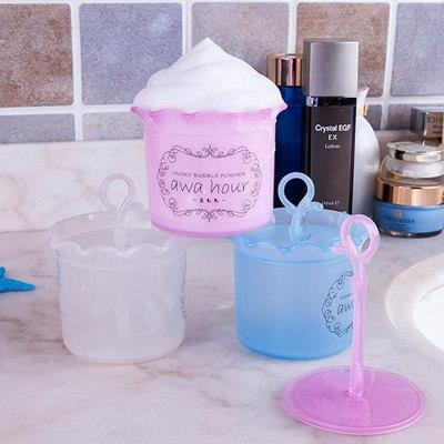 awa hours cleanser whipped bubbler bottle