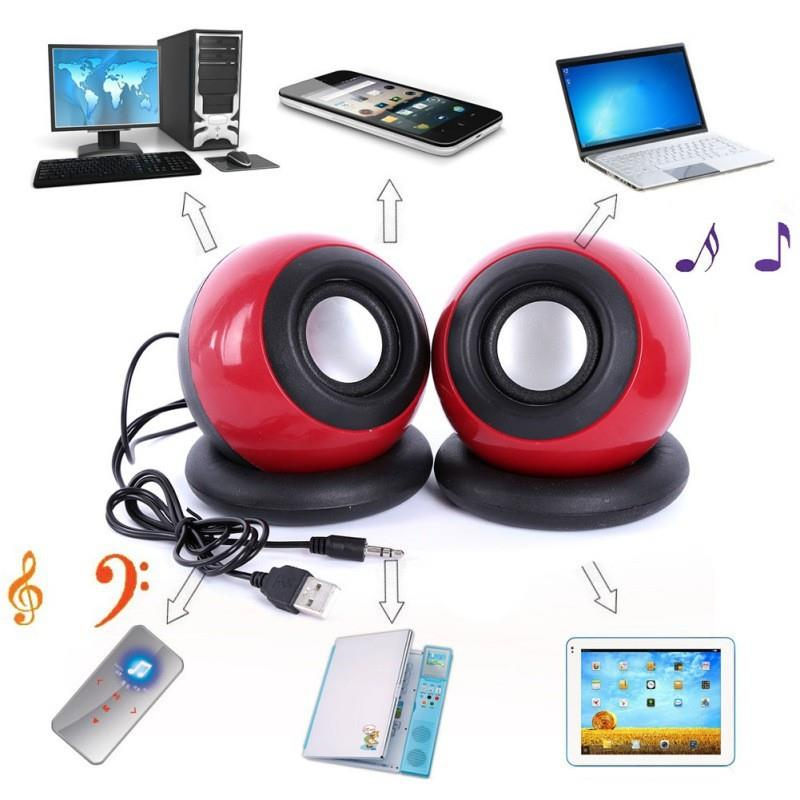 AWEI Mini Portable Music Player Speaker  MP3 Laptop PC (AW1)