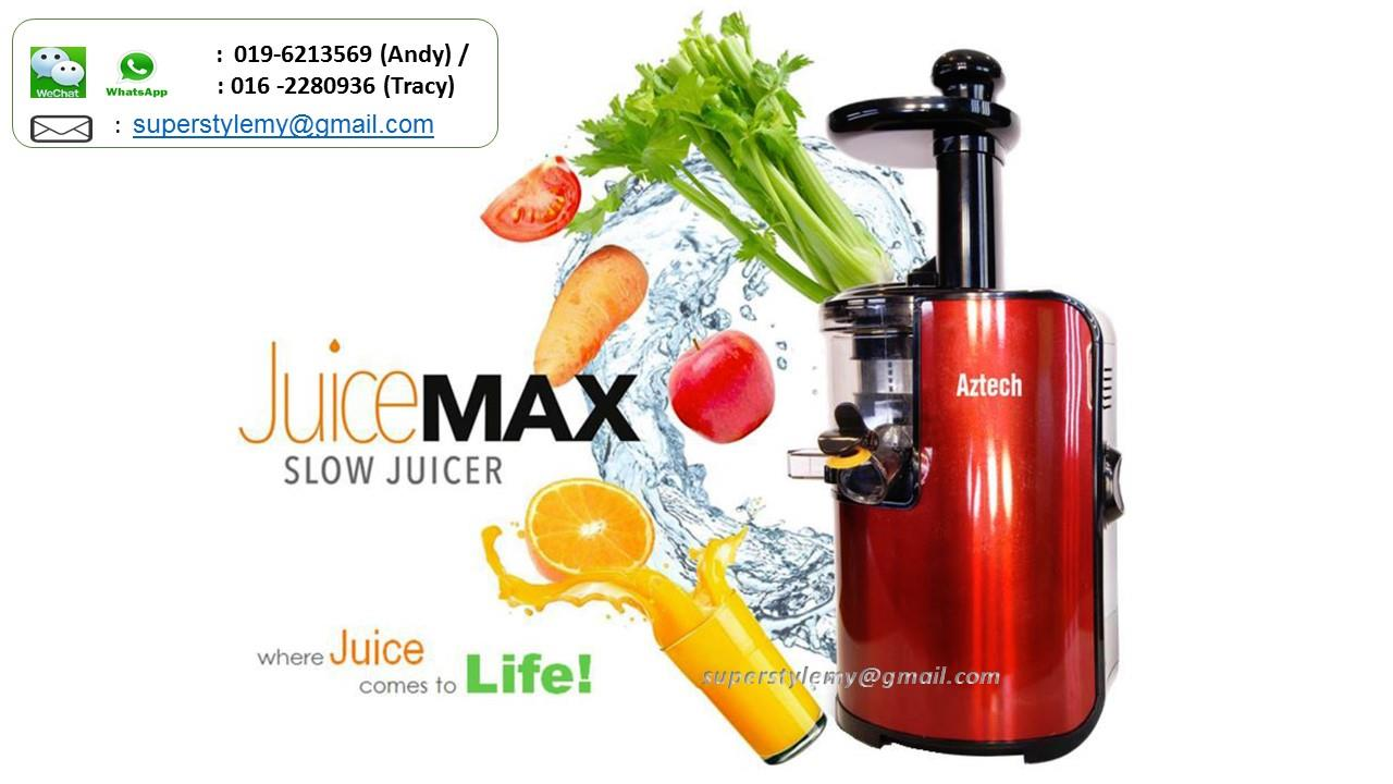 Aztech Sj1000 Juicemax Slow Juicer Review : Aztech SJ1000 - Juice MAX Slo (end 5/31/2018 4:15 PM - MYT )