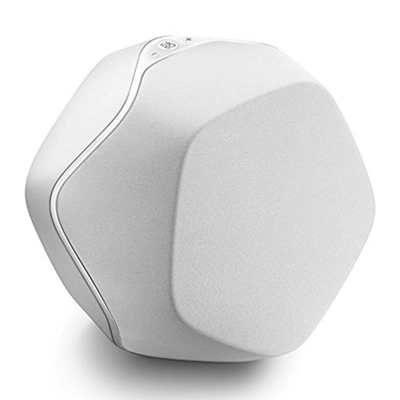 B&O BeoPlay S3 Flexible Wireless Speaker (White)