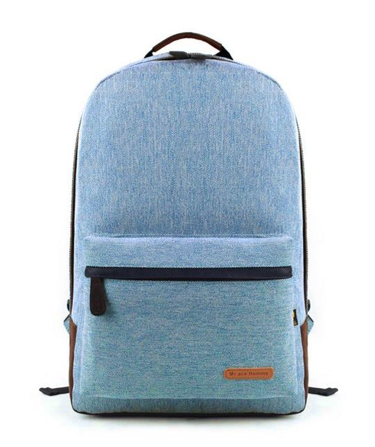 B007-Blue  Handbag, Backpack, Laptop Notebook iPhone Tablet Beg