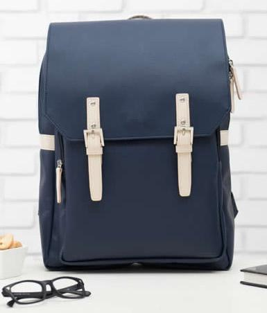 B061-Blue  Handbag, Backpack, Laptop Notebook iPhone Tablet Beg