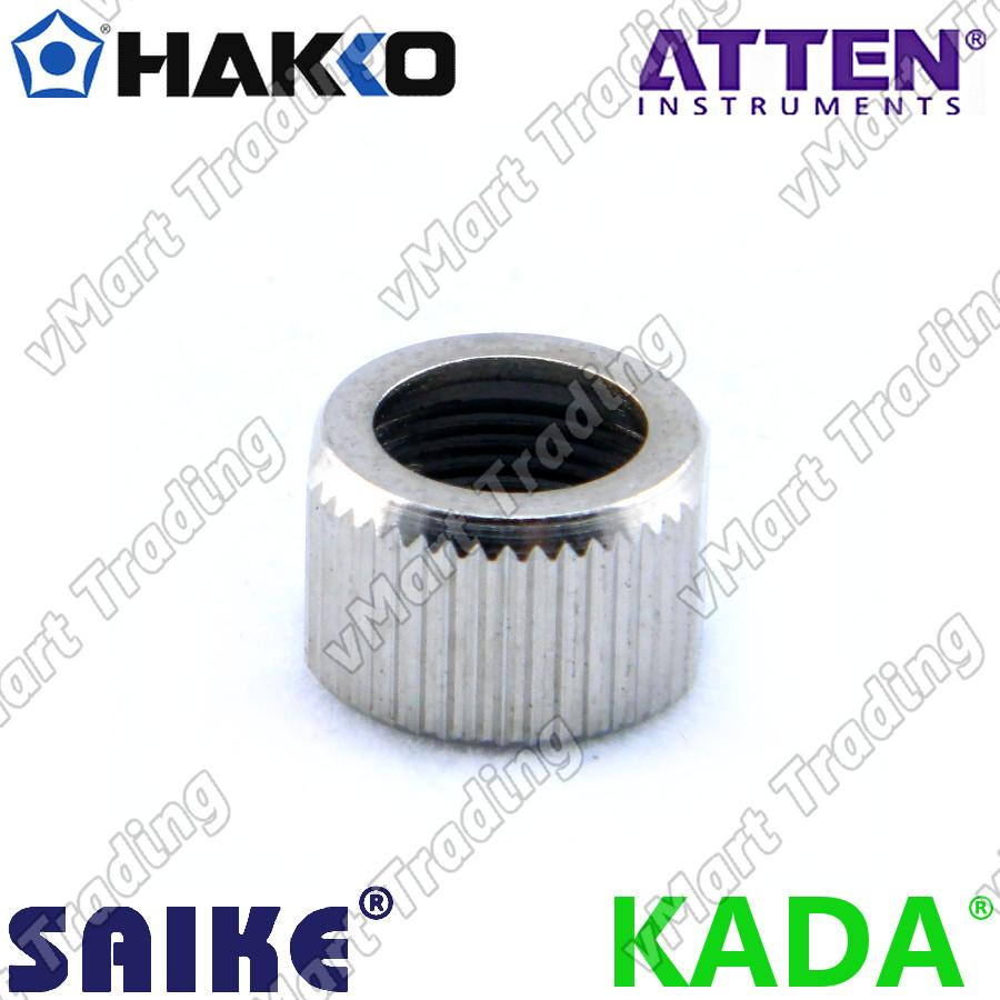 B1784 Lock Nut for HAKKO ATTEN SAIKE KADA Soldering Iron