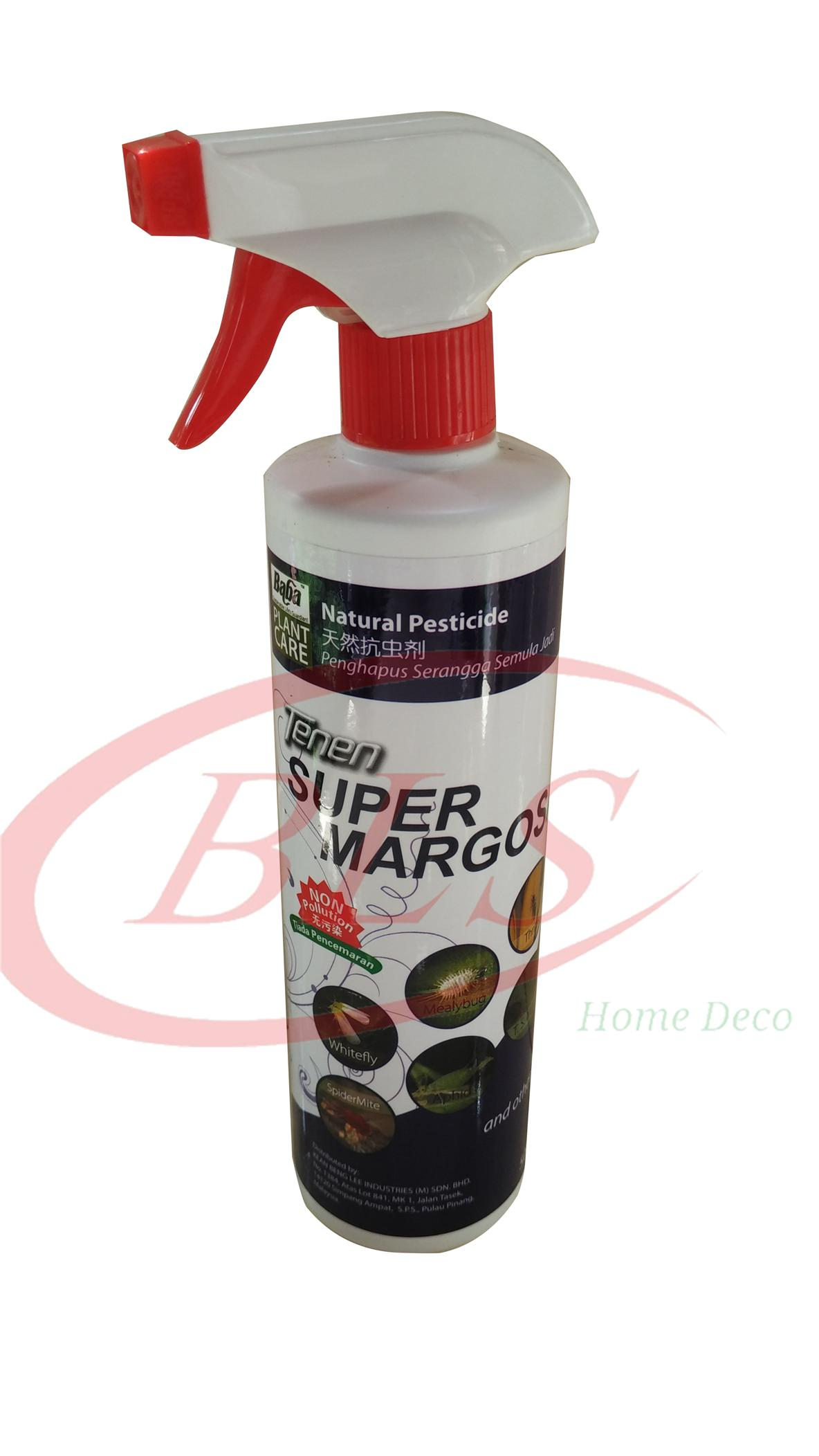 BABA NATURAL PESTICIDE - TENEN SUPER MARGOSA 500ml