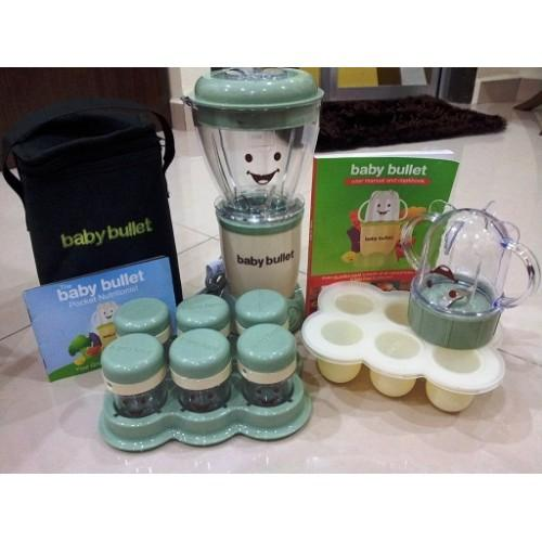 Baby Bullet Food Processor Price