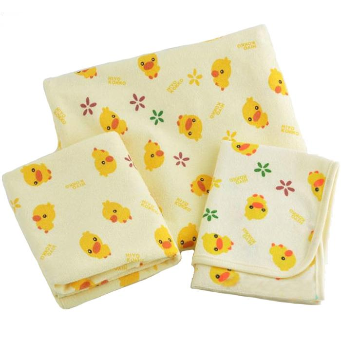 Baby Children Duckling Urine Anti-Wet waterproof Matress (Small)