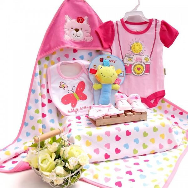 Baby Gift Kl : Baby gift set new born hamper a girl