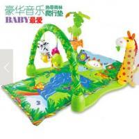 Baby Gym Playmat Green 宝宝爬行游&#25103..