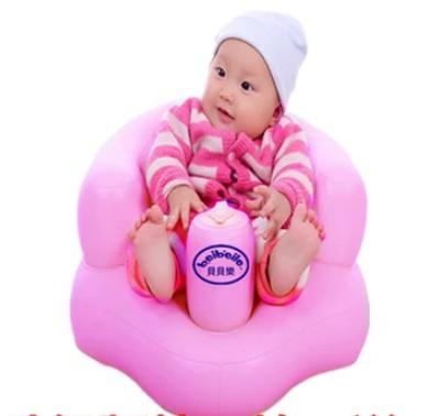 Baby/Kids Inflatable Sofa Self Pump (Ready Stock)
