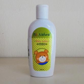 Baby Lotion Goat's Milk 100ml