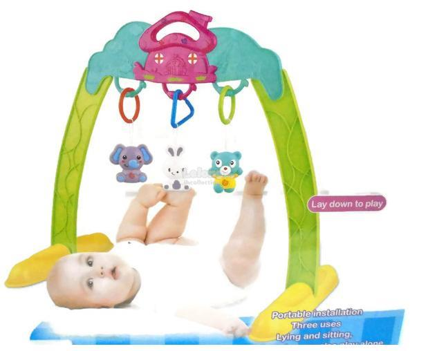 Baby Portable Body-Building Frame