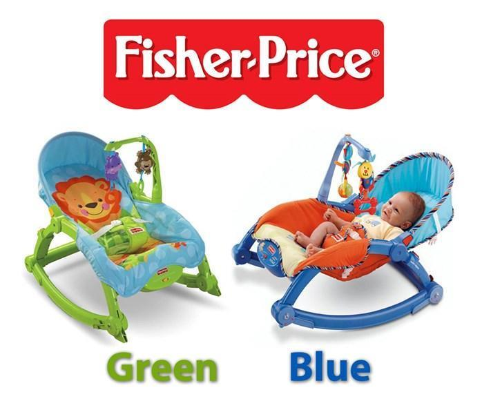 BABY ROCKER FISHER PRICE BOUNCER C End 12 13 2016 11 15 AM