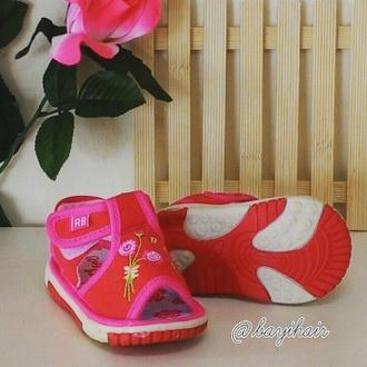 Baby Shoes Kasut Baby Sandal Bayi 6-12 months,14-18 months,24-30 month