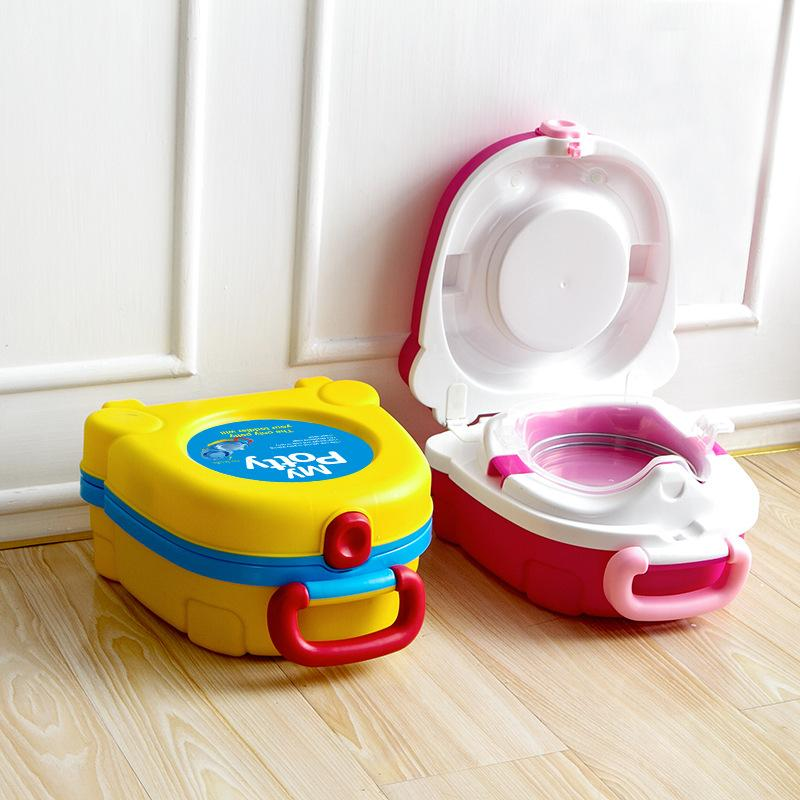 NEW!! Baby Toddler Home / Handy Portable Travel Potty Training