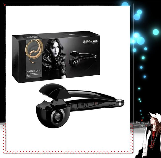 Babyliss Pro Perfect Curl Intelligent Automatic Hair Curlers