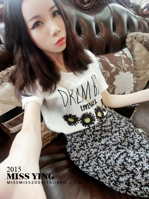 [BabyV] Women_Dress_Fashion_Korean_Shirt #20541 - CHEAP SELLING