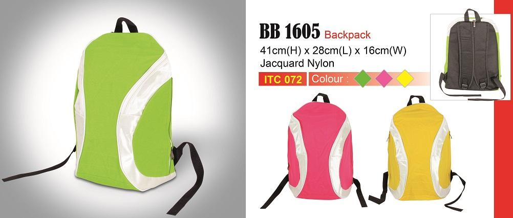 Backpack (Bag) BB1605