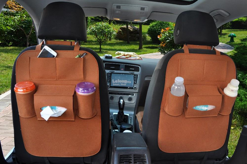 Backseat Organizer food storage bag