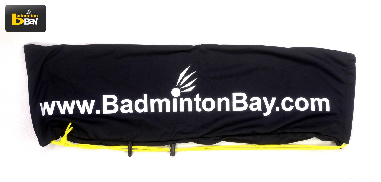 NEW Badminton Bay Soft Cloth Velvet Racket Cover Protection
