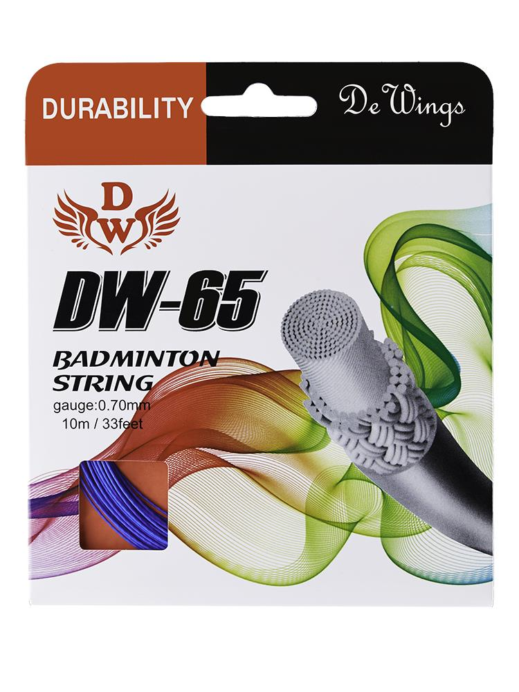 BADMINTON STRING DW 65