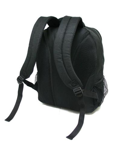 BAGMAN S02-007LAP-01 LAPTOP BACKPACK - BLACK