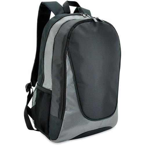 Bagman S02-256LAP-01 Laptop Backpack - Black