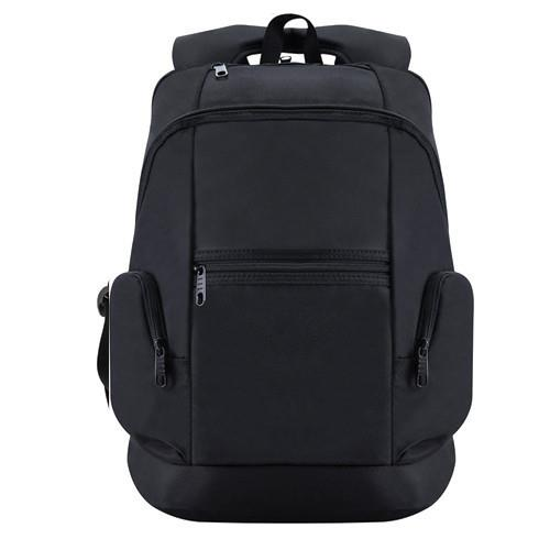 Bagman S02-342LAP-01 Laptop Backpack - Black