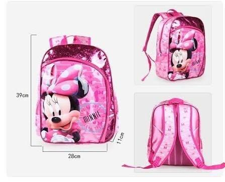 Bagpack and pencil case