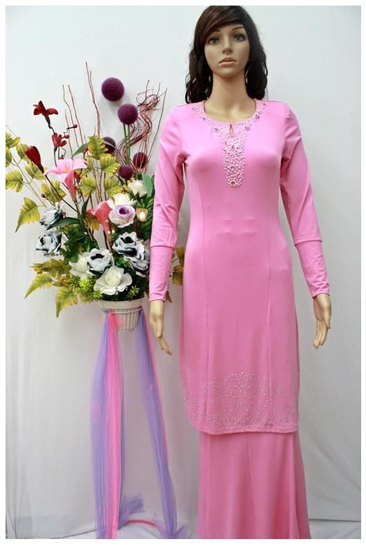 baju kurung full lining warna pink putrajaya end time 1