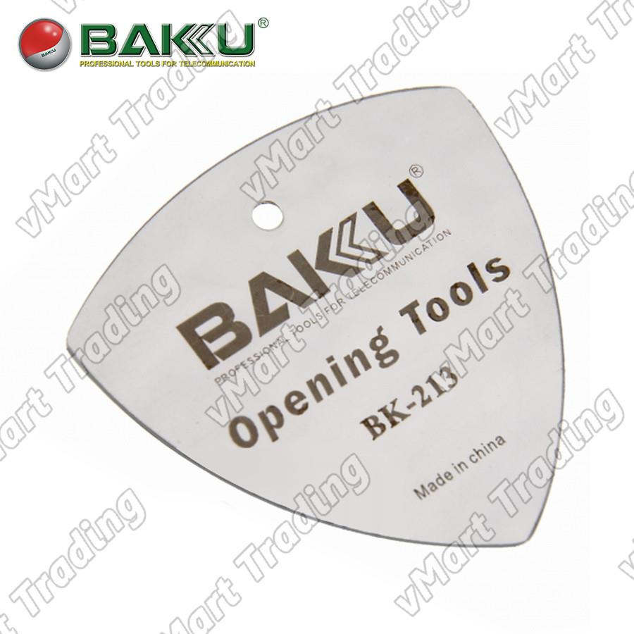 BAKU BK-213 Metal Triangular Prying Opening Tool