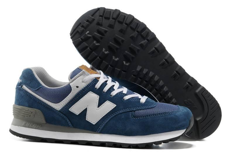 New Balance 574 Casual/Running Shoes Sea Blue