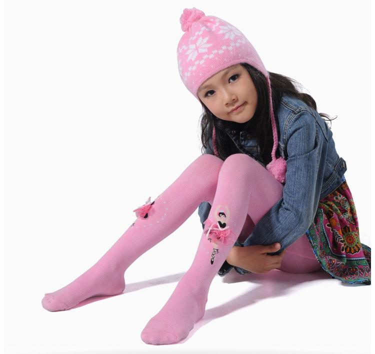 Ballet Tights Dance Stocking Leggings for Girls Socks ( Thick )