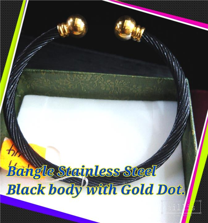 Bangle Stainless Steel #36