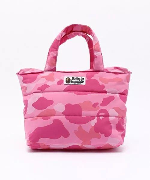Bape Small Ladies Top Handle Tote Bag From Japan Magazine