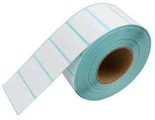 Barcode Label Thermal Paper Sticker 35x25mm 6Rolls  - Stationery