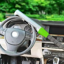 Baseball Steering Wheel Lock- Green