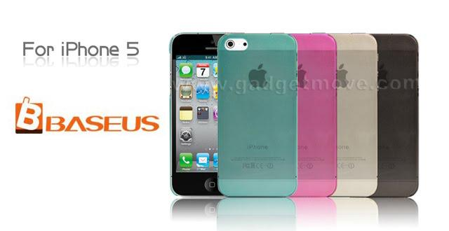 BASEUS Crystal series Case For Apple IPHONE 5 Case Back Cover SGP