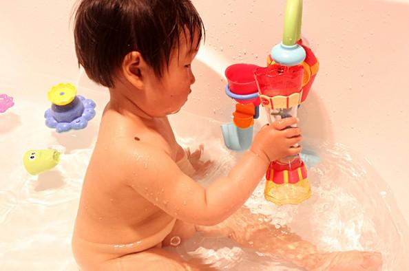 Bath Toy - Water Whirly