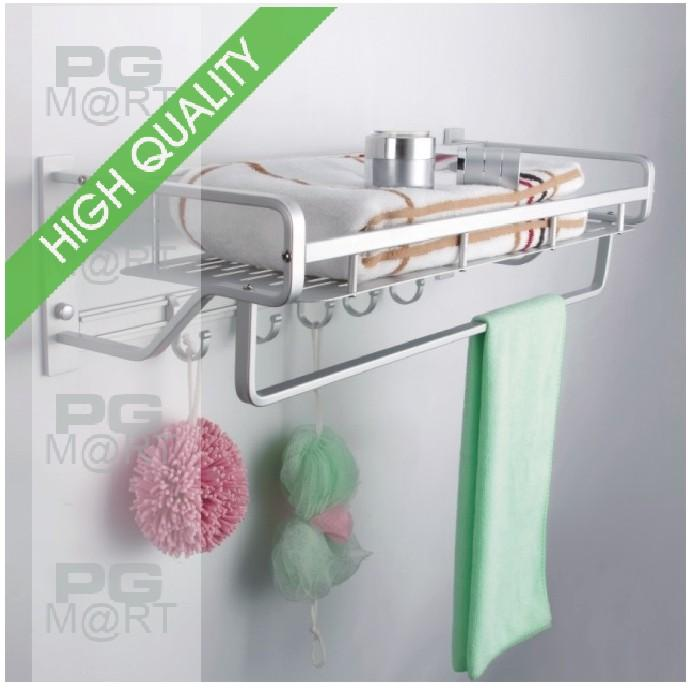 Bathroom accessories towel rack end 5 25 2016 12 15 am for Good quality bathroom accessories