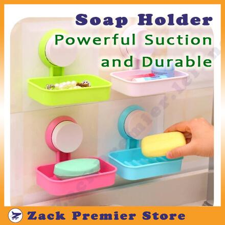 Bathroom Soap Holder - Thick Material - applicable for kitchen use.