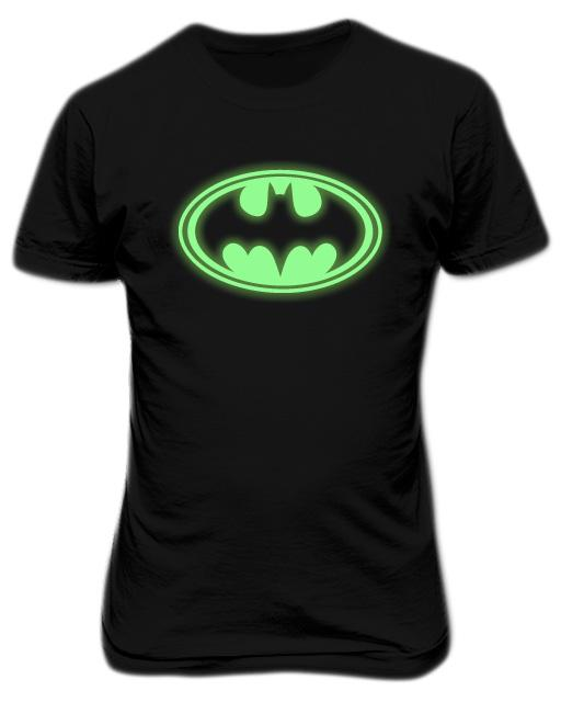 Batman Glows In The Dark T-shirt