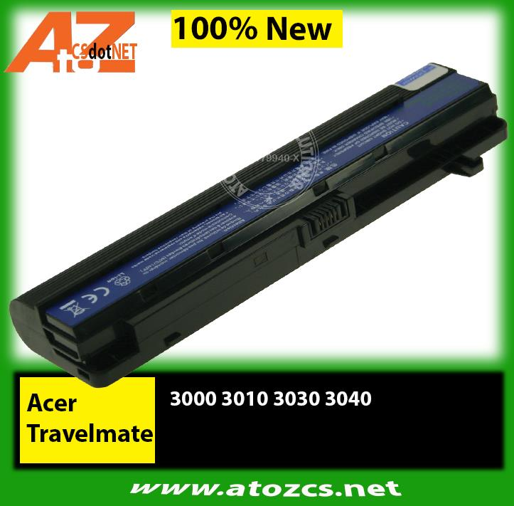 Battery Acer Travelmate 3000 3010 3030 3040