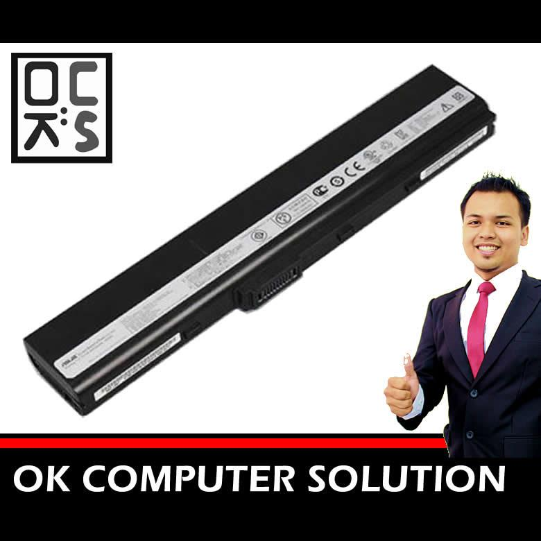 New Battery Asus A52JC Bateri