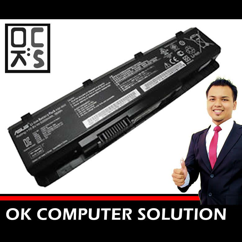 New Battery Asus N55S Bateri