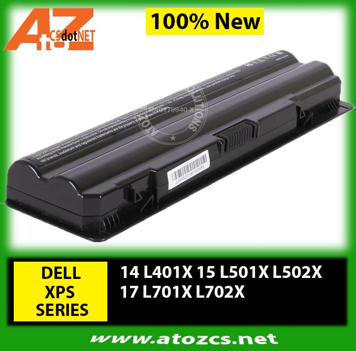 Battery Dell XPS 14 L401X 15 L501X L502X 17 L701X L702X