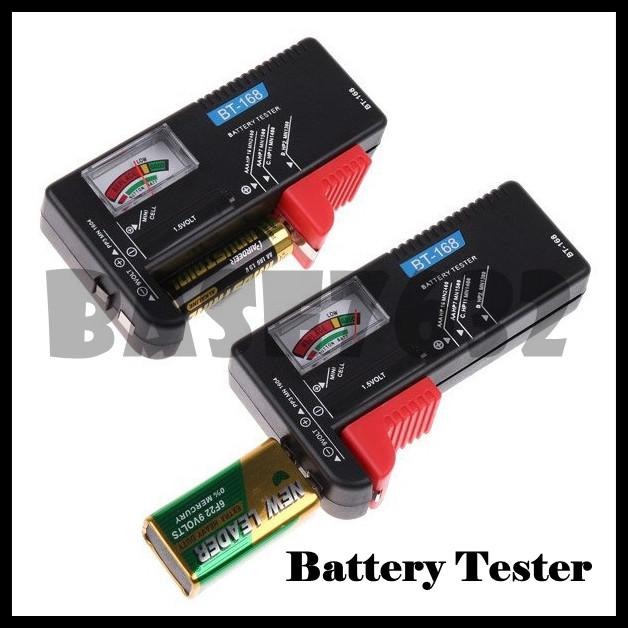 Battery Tester Voltage Checker for AAA/AA/C/D 9V 1.5V Cell Battery