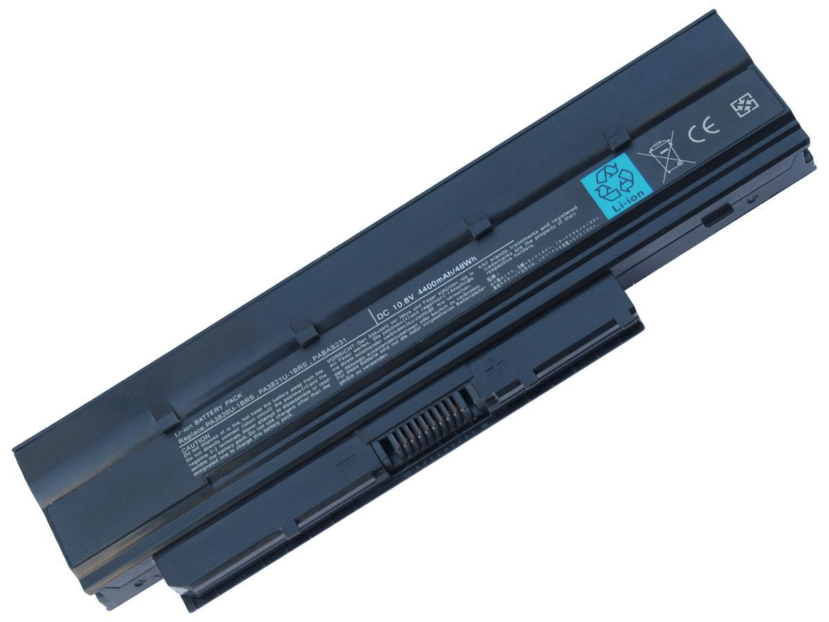 BATTERY TOSHIBA NB520