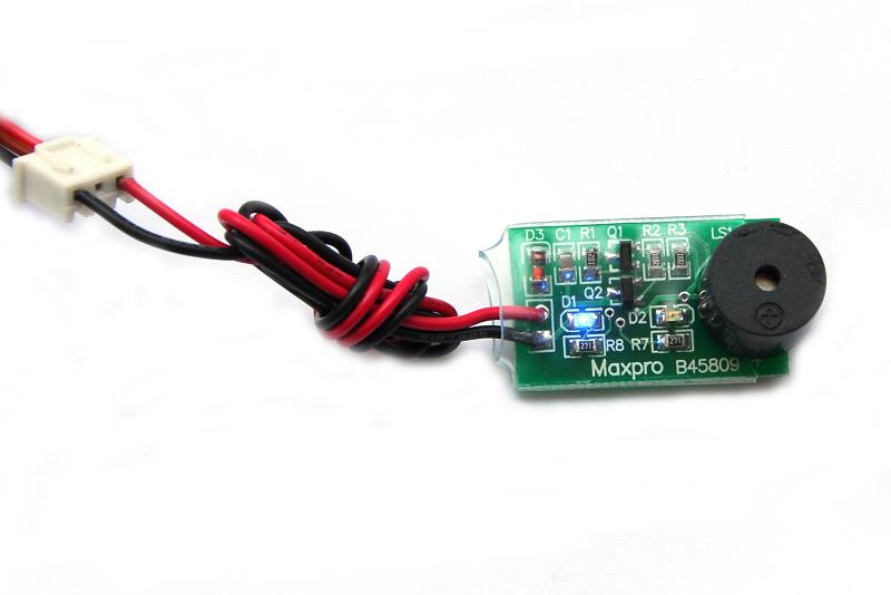 Battery Voltage Monitor With LED Light & Buzzer Sound (3S)